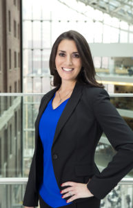 Rachel Goldman, Ph.D., Bellevue Center Atrium